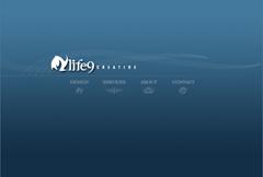 Life9 branding and website