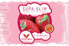 Promax SupaSlim Product Label