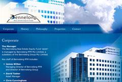 Bennelong Real Estate Equity Fund website