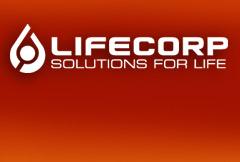 LC Lifecorp brand identity