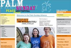 Palm Sunday Festival