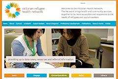 Victorian Refugee Health Network