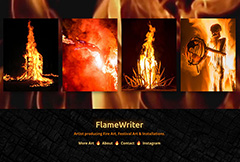 FlameWriter Art